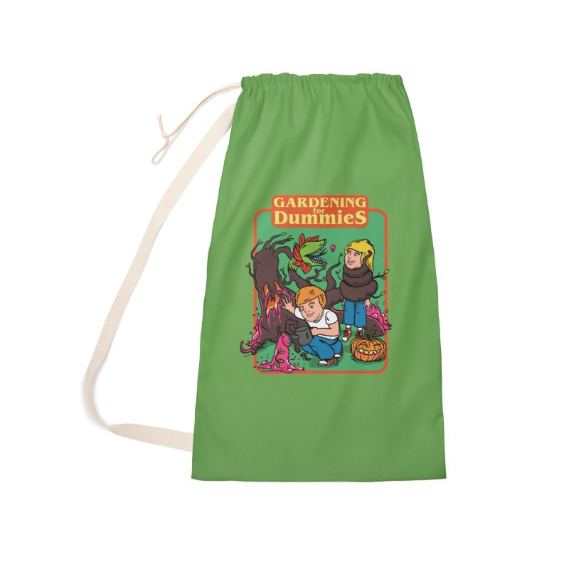 Gardening for dummies Accessories Laundry Bag Bag by The Cool Orange