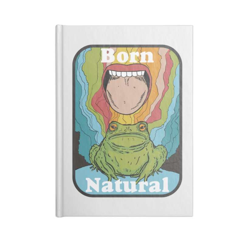 born natural Accessories Notebook by The Cool Orange
