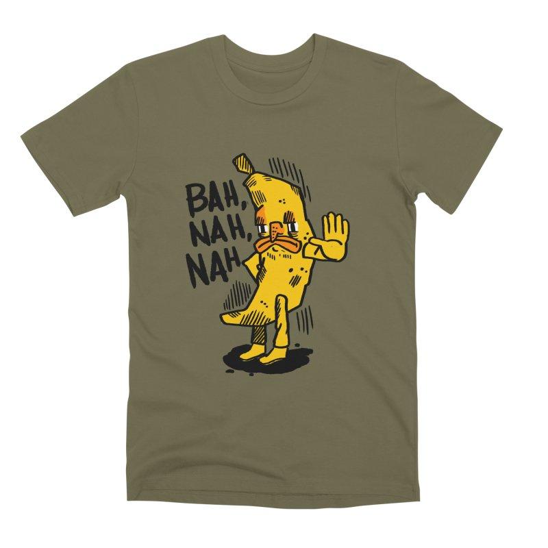 bahnahnah Men's Premium T-Shirt by The Cool Orange