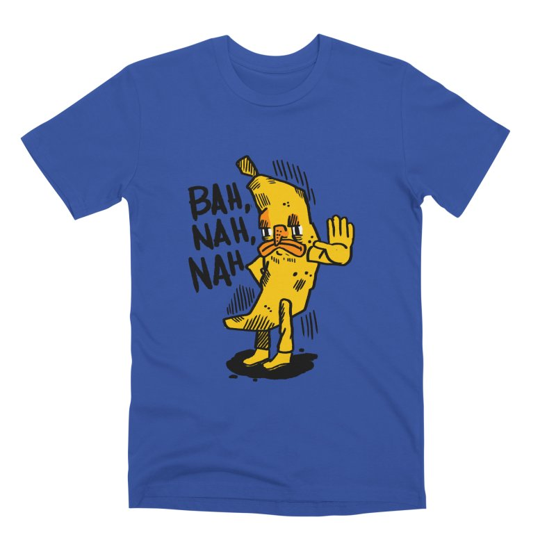 bahnahnah Men's T-Shirt by The Cool Orange