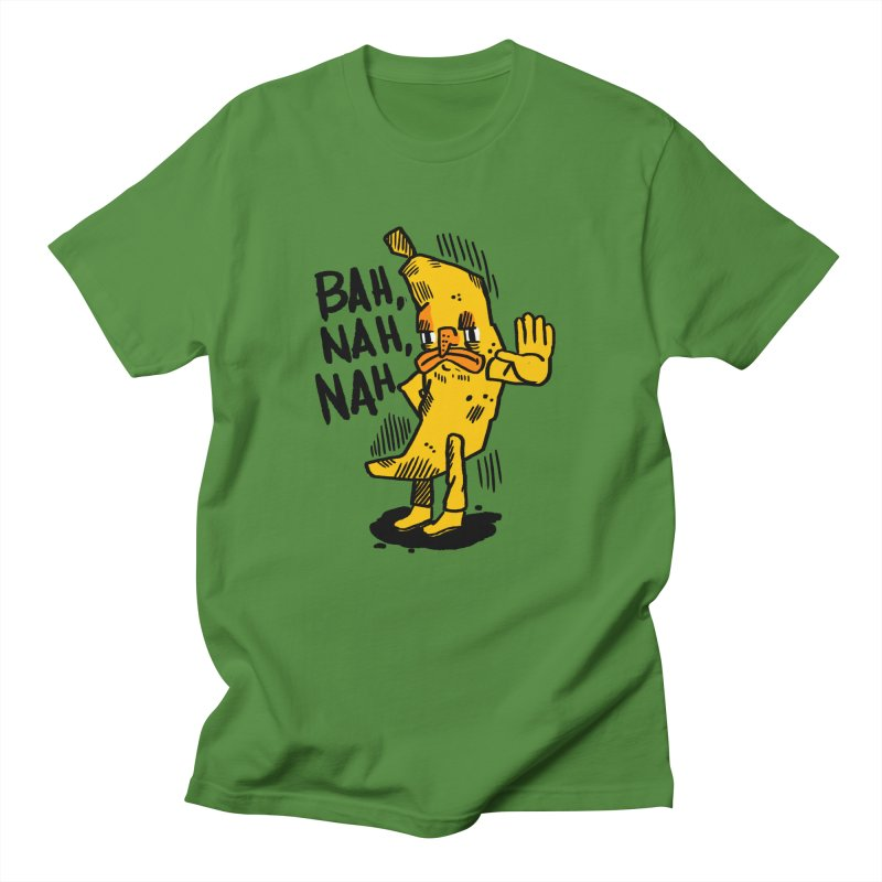 bahnahnah Men's Regular T-Shirt by The Cool Orange
