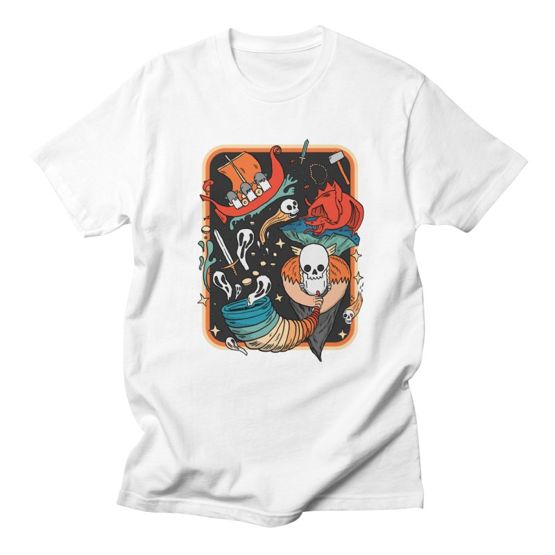 odino calls you Women's Regular Unisex T-Shirt by The Cool Orange