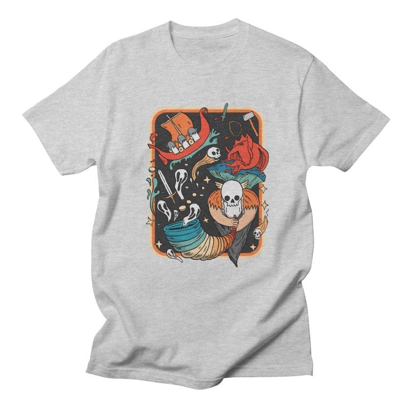 odino calls you Women's Regular Unisex T-Shirt by The Cool Orange