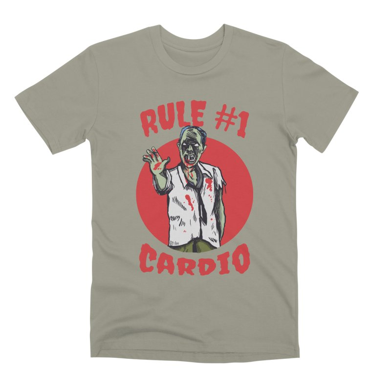 Rule number 1 Men's Premium T-Shirt by The Cool Orange