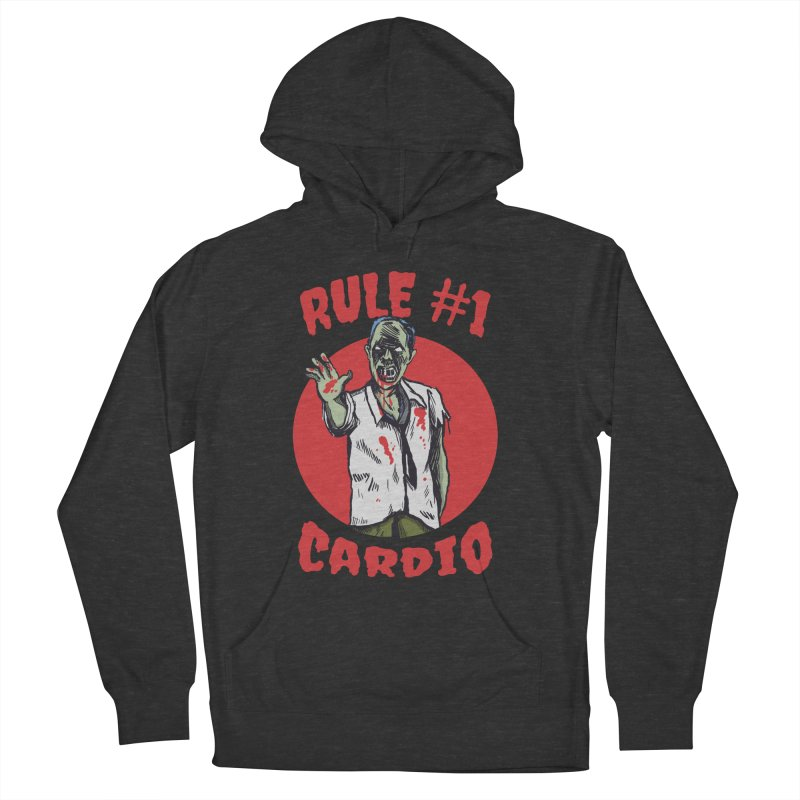 Rule number 1 Men's French Terry Pullover Hoody by The Cool Orange