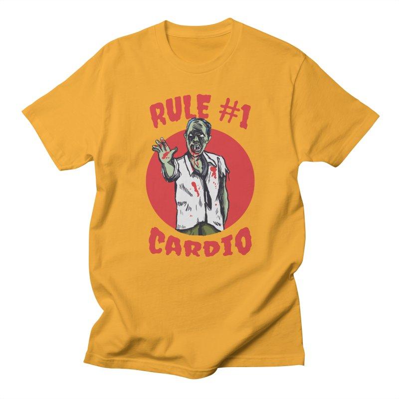 Rule number 1 Men's Regular T-Shirt by The Cool Orange