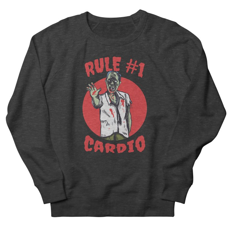 Rule number 1 Men's French Terry Sweatshirt by The Cool Orange