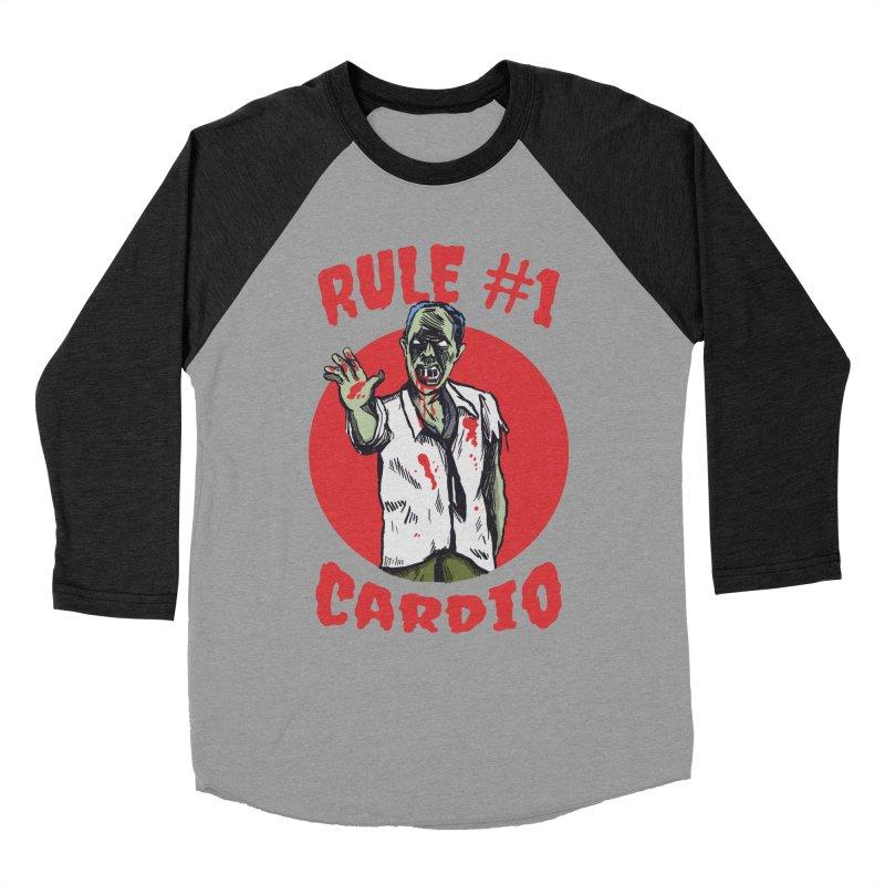 Rule number 1 Men's Baseball Triblend Longsleeve T-Shirt by The Cool Orange