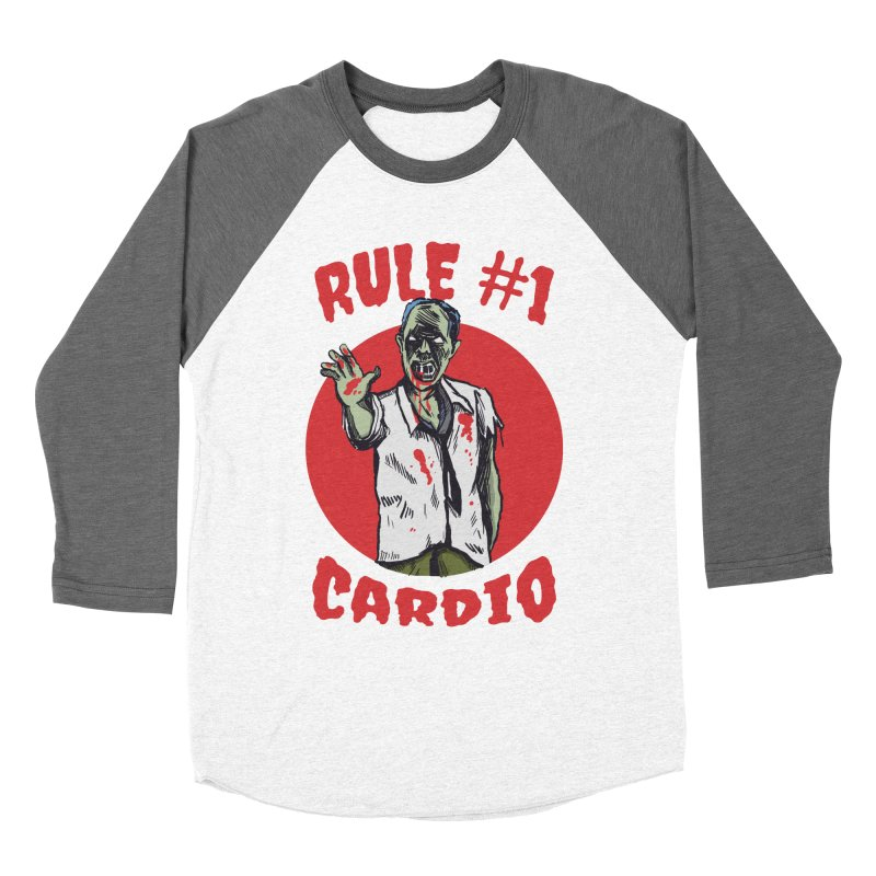 Rule number 1 Men's Baseball Triblend Longsleeve T-Shirt by The Cool Orange