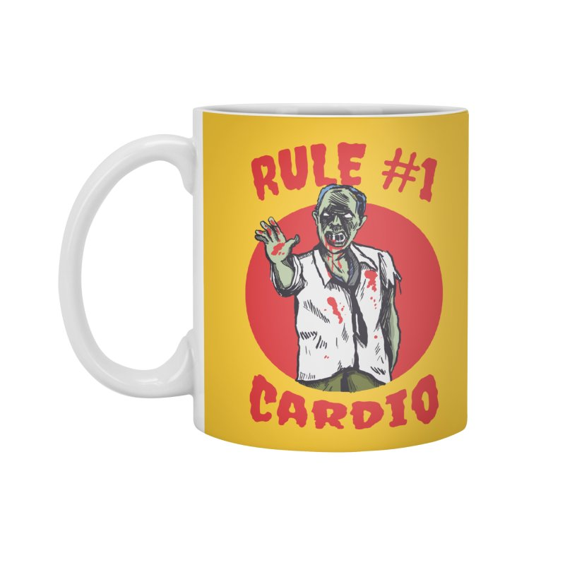 Rule number 1 Accessories Standard Mug by The Cool Orange
