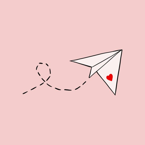 image for Paper Airplane Love