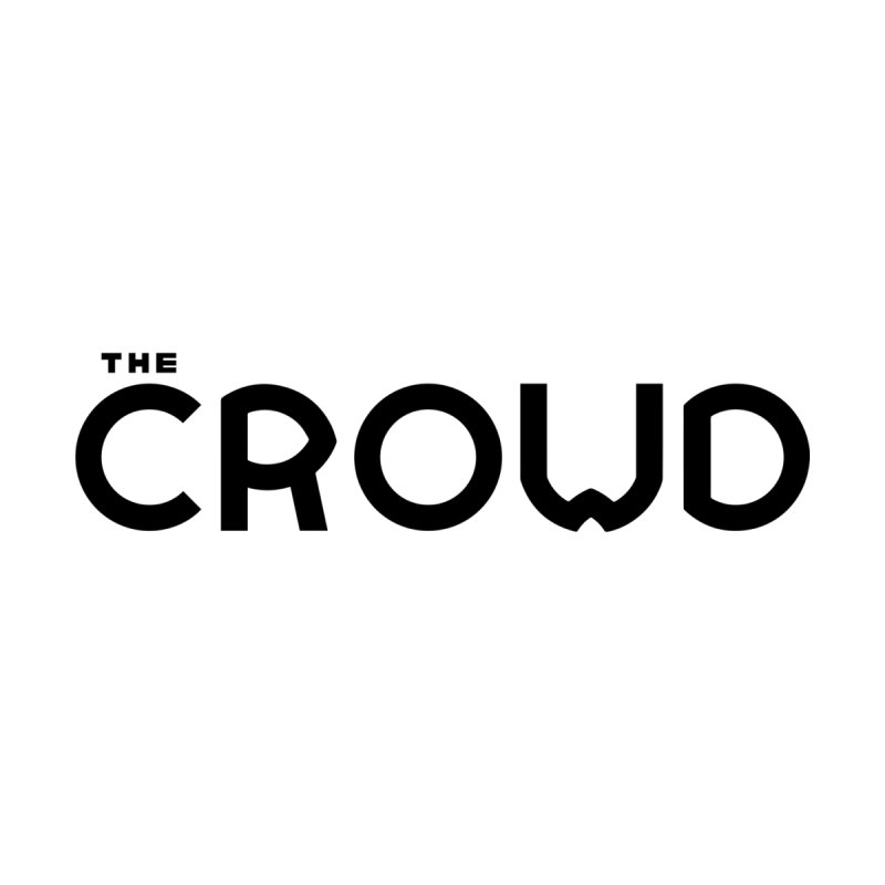 Black Logo by thecrowd's Artist Shop