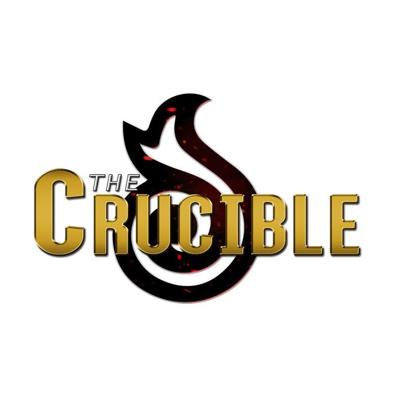 Crucible Logo Gear Men's Longsleeve T-Shirt by The Crucible FFXIV