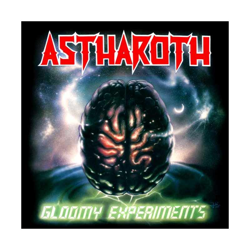 ASTHAROTH - Gloomy Experiments Men's T-Shirt by DARK SYMPHONIES / THE CRYPT Apparel