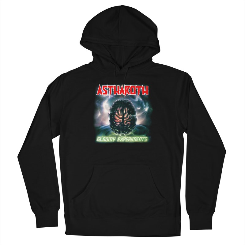 ASTHAROTH - Gloomy Experiments Men's Pullover Hoody by DARK SYMPHONIES / THE CRYPT Apparel