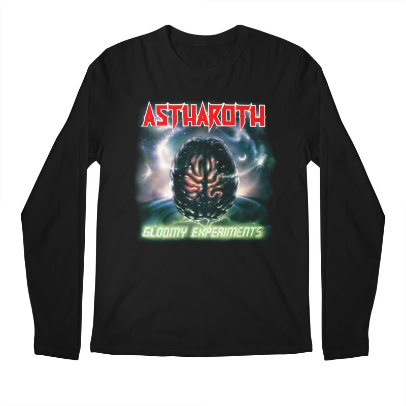 ASTHAROTH - Gloomy Experiments Men's Longsleeve T-Shirt by DARK SYMPHONIES / THE CRYPT Apparel