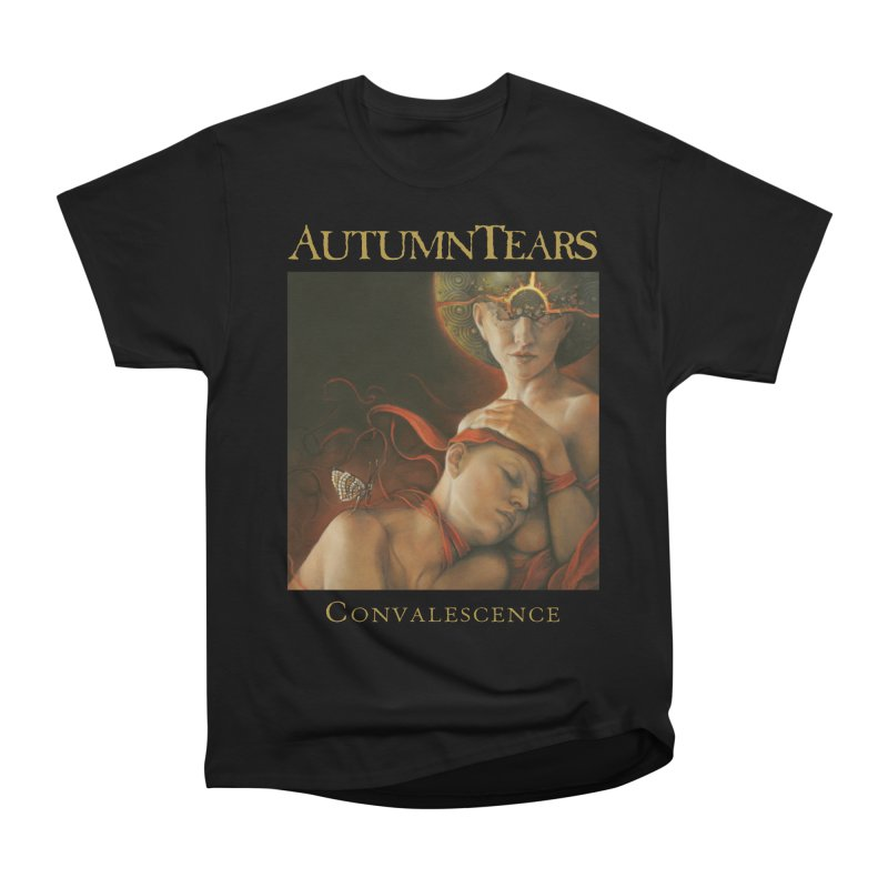 AUTUMN TEARS - Convalescence Men's T-Shirt by DARK SYMPHONIES / THE CRYPT Apparel