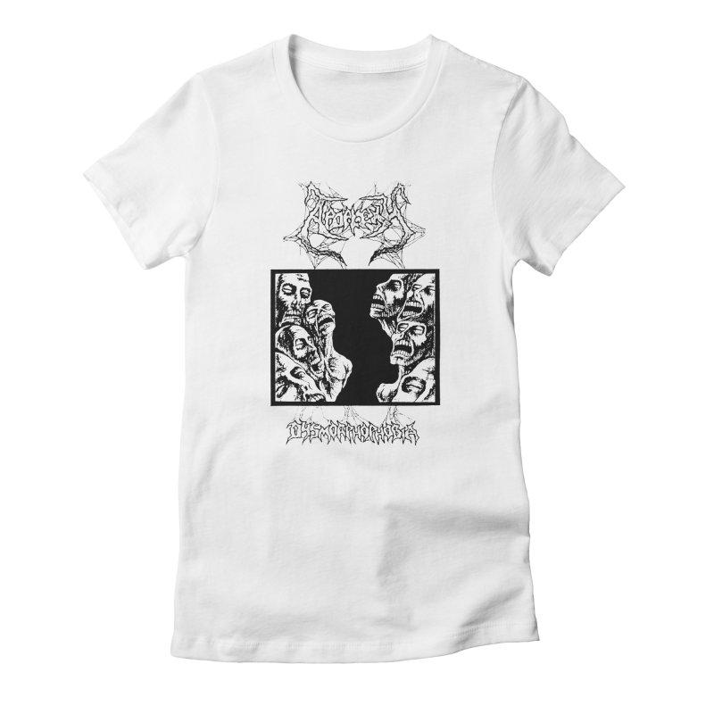 APOPLEXY - Dysmorphophobia Women's T-Shirt by DARK SYMPHONIES / THE CRYPT Apparel
