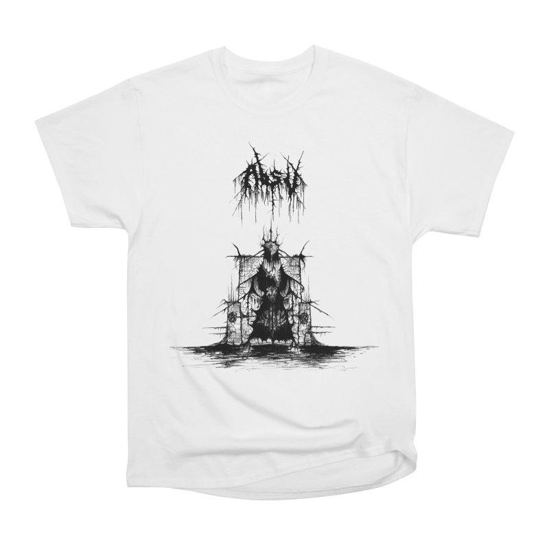 ABSU - The Temples Of Offal (Variant) Men's T-Shirt by DARK SYMPHONIES / THE CRYPT Apparel