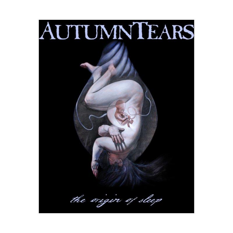 AUTUMN TEARS - The Origin Of Sleep (Variant) Women's Pullover Hoody by DARK SYMPHONIES / THE CRYPT Apparel