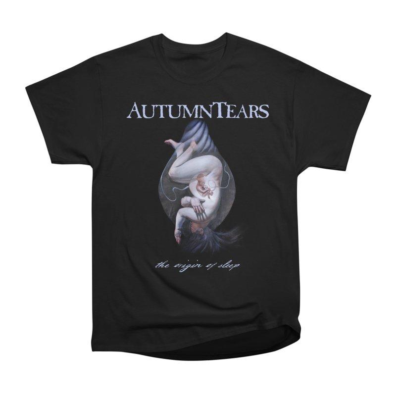 AUTUMN TEARS - The Origin Of Sleep (Variant) Men's T-Shirt by DARK SYMPHONIES / THE CRYPT Apparel