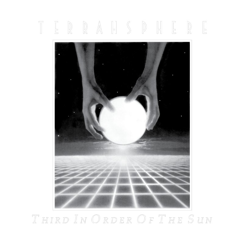 TERRAHSPHERE - Third In Order Of The Sun Men's T-Shirt by DARK SYMPHONIES / THE CRYPT Apparel