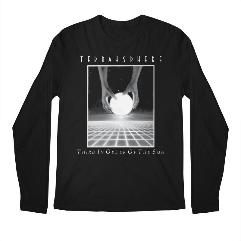 TERRAHSPHERE - Third In Order Of The Sun Men's Longsleeve T-Shirt by DARK SYMPHONIES / THE CRYPT Apparel