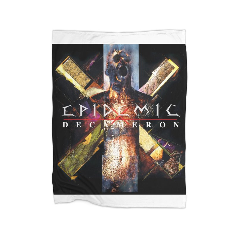 EPIDEMIC - Decameron Home Blanket by DARK SYMPHONIES / THE CRYPT Apparel