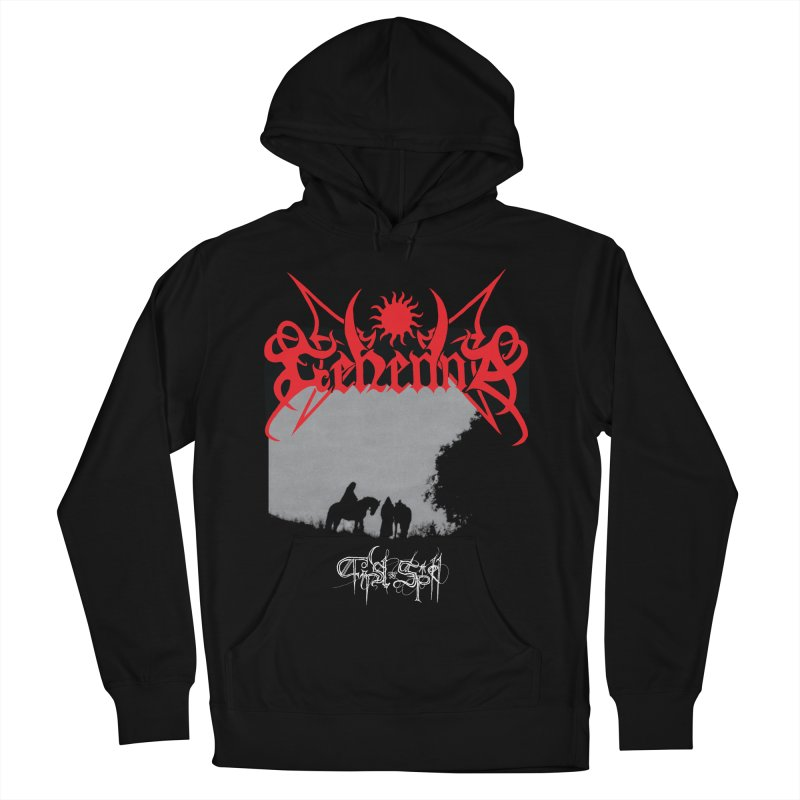 GEHENNA - First Spell (Variant) Men's Pullover Hoody by DARK SYMPHONIES / THE CRYPT Apparel