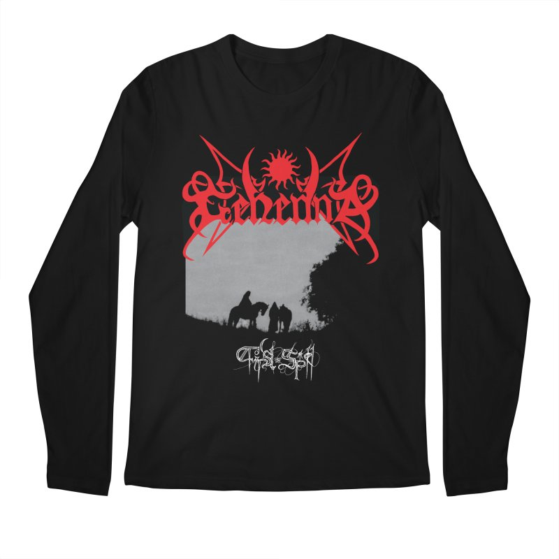 GEHENNA - First Spell (Variant) Men's Longsleeve T-Shirt by DARK SYMPHONIES / THE CRYPT Apparel