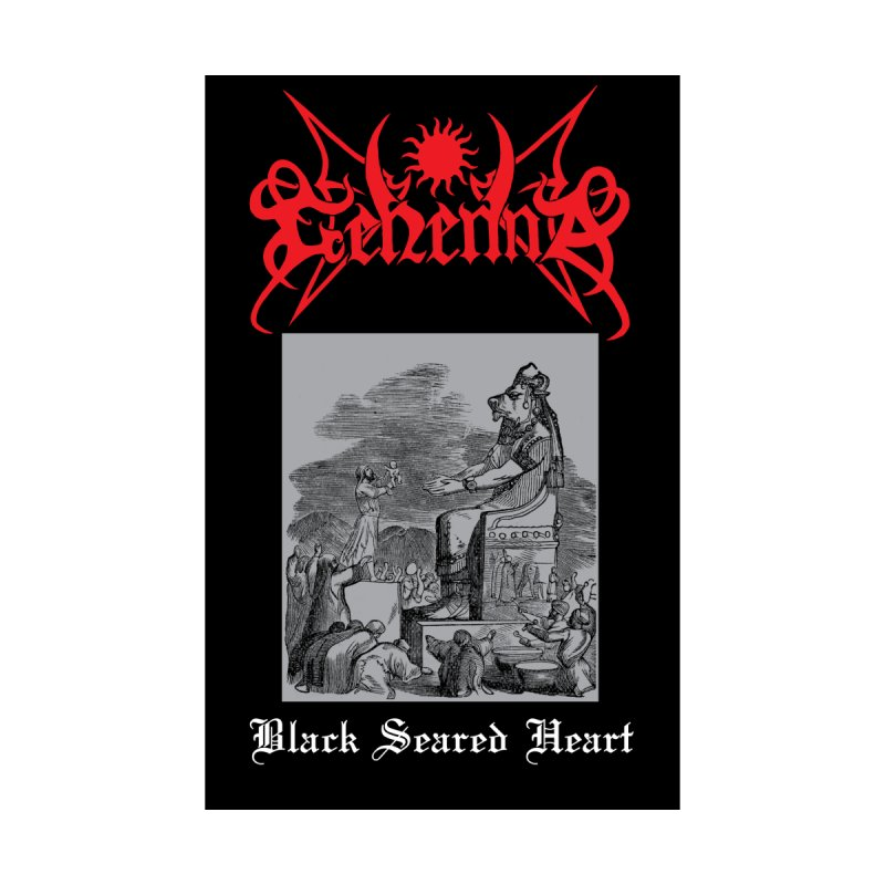 GEHENNA - Black Seared Heart by DARK SYMPHONIES / THE CRYPT Apparel