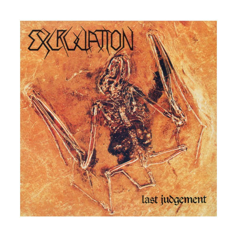 EXCRUCIATION - Last Judgement by DARK SYMPHONIES / THE CRYPT Apparel