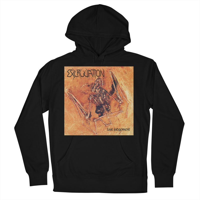 EXCRUCIATION - Last Judgement Men's Pullover Hoody by DARK SYMPHONIES / THE CRYPT Apparel