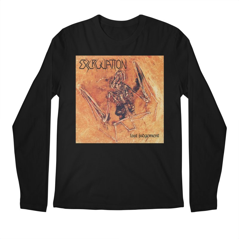 EXCRUCIATION - Last Judgement Men's Longsleeve T-Shirt by DARK SYMPHONIES / THE CRYPT Apparel