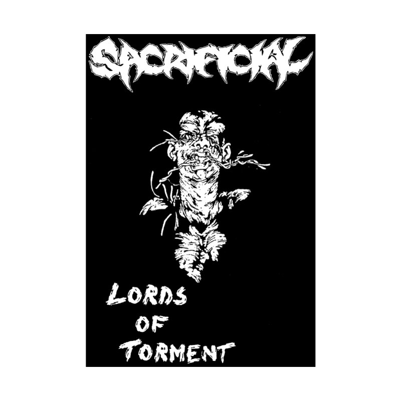 SACRIFICIAL - Lords of Torment Men's Longsleeve T-Shirt by DARK SYMPHONIES / THE CRYPT Apparel