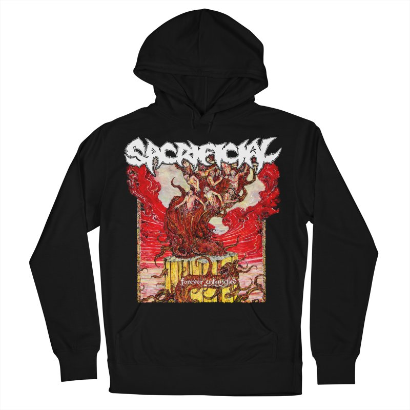 SACRIFICIAL - Forever Entangled Men's Pullover Hoody by DARK SYMPHONIES / THE CRYPT Apparel