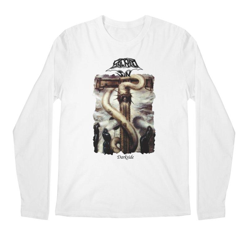 SACRED SIN - Darkside Men's Longsleeve T-Shirt by DARK SYMPHONIES / THE CRYPT Apparel
