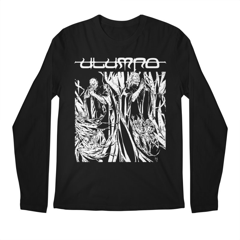 UTUMNO - Light Of Day Men's Regular Longsleeve T-Shirt by DARK SYMPHONIES / THE CRYPT Apparel