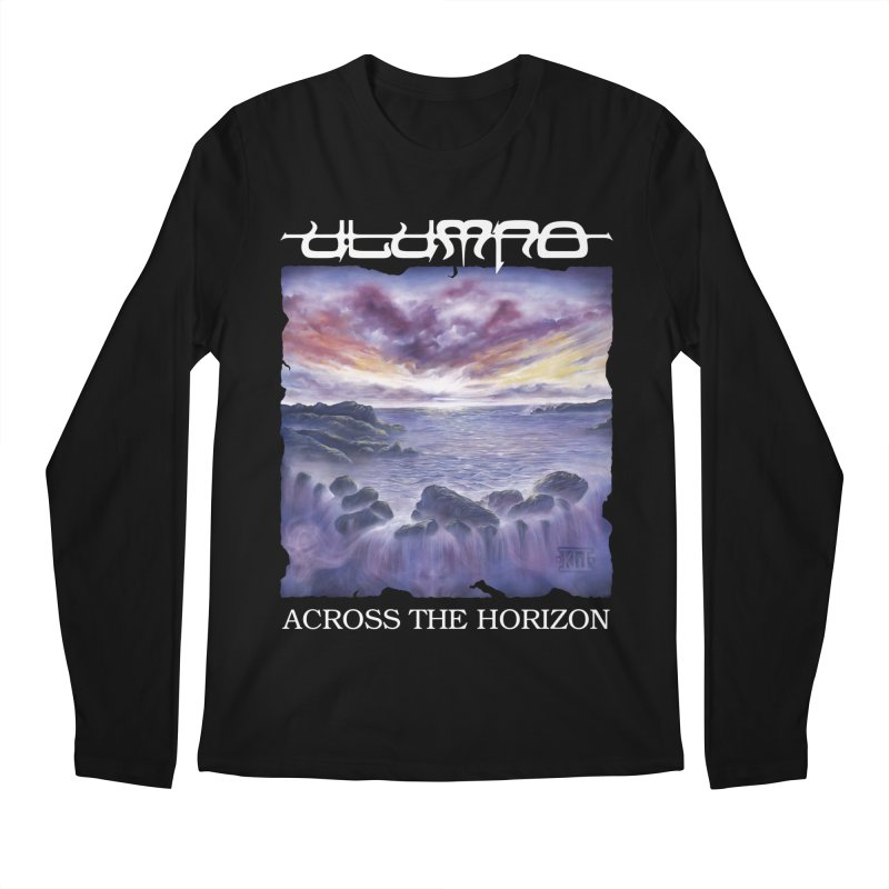 UTUMNO - Across The Horizon Men's Regular Longsleeve T-Shirt by DARK SYMPHONIES / THE CRYPT Apparel