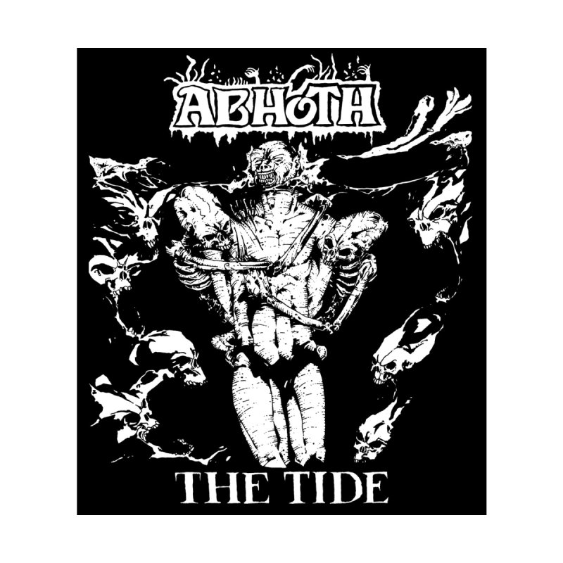 ABHOTH - The Tide Men's T-Shirt by DARK SYMPHONIES / THE CRYPT Apparel