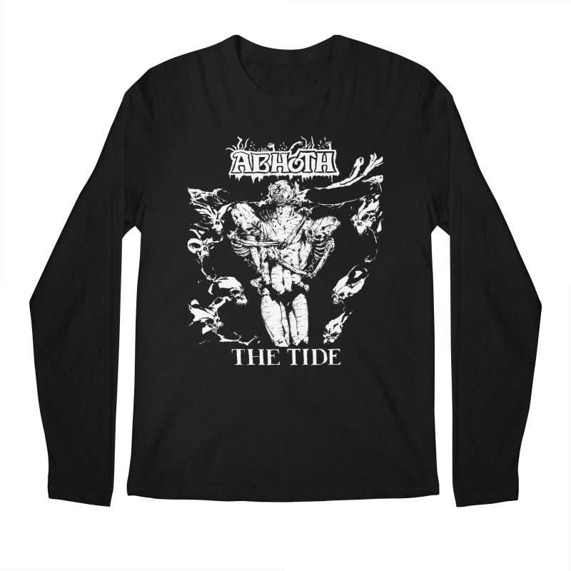 ABHOTH - The Tide Men's Longsleeve T-Shirt by DARK SYMPHONIES / THE CRYPT Apparel