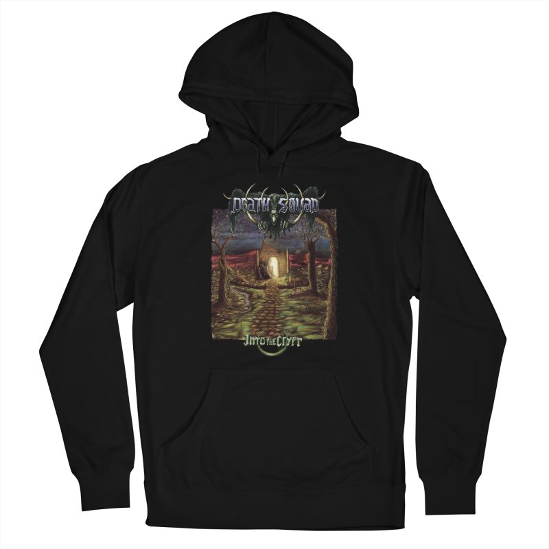 DEATH SQUAD - Into The Crypt Men's Pullover Hoody by DARK SYMPHONIES / THE CRYPT Apparel
