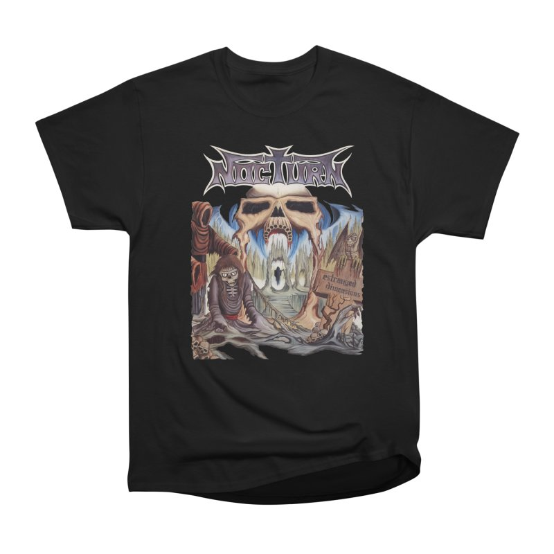 NOCTURN - Estranged Dimensions Men's T-Shirt by DARK SYMPHONIES / THE CRYPT Apparel