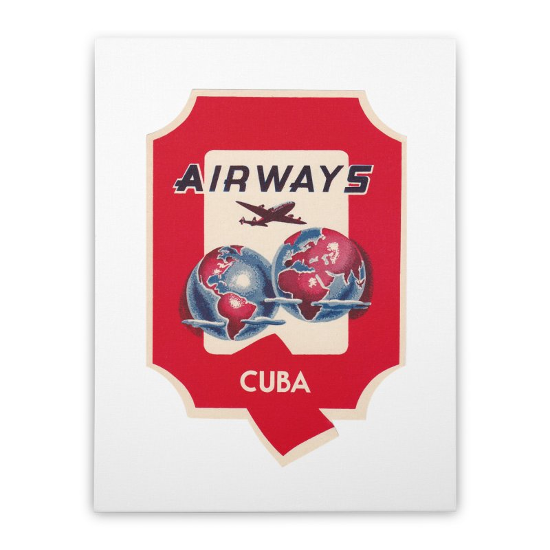 Home None by The Cuba Travel Store Artist Shop