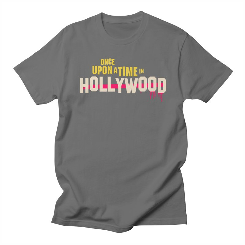 Once Upon A Time In Hollywood Men's T-Shirt by The Cult Emporium