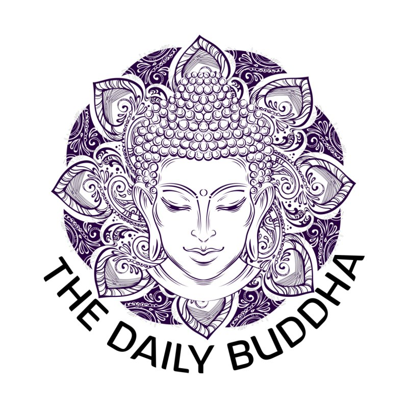 The Daily Buddha Men's T-Shirt by The Daily Buddha Artist Shop