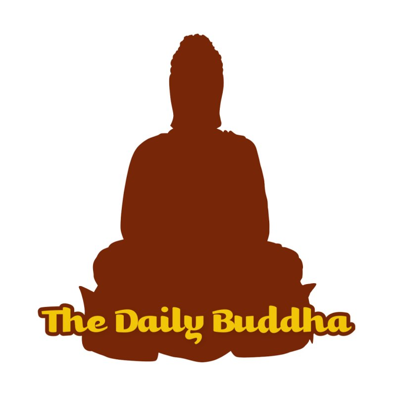 The Daily Buddha Accessories Notebook by The Daily Buddha Artist Shop