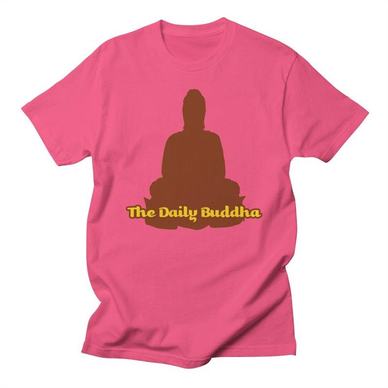 The Daily Buddha Women's Regular Unisex T-Shirt by The Daily Buddha Artist Shop