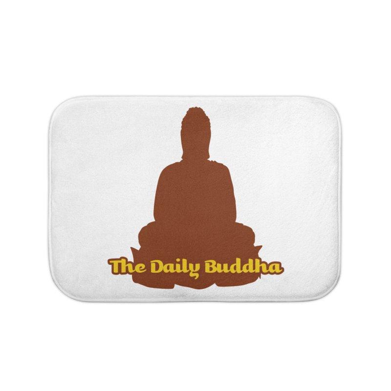 The Daily Buddha Home Bath Mat by The Daily Buddha Artist Shop
