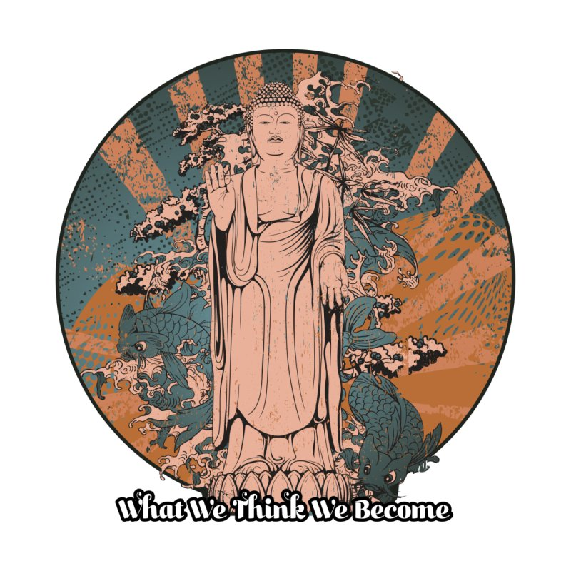 Become Women's T-Shirt by The Daily Buddha Artist Shop
